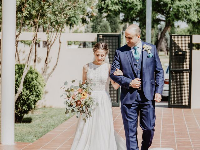 La boda de Santi y Elisenda en Huelva, Huelva 31