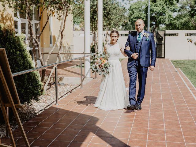 La boda de Santi y Elisenda en Huelva, Huelva 32