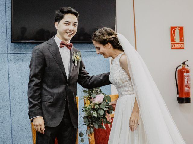 La boda de Santi y Elisenda en Huelva, Huelva 37