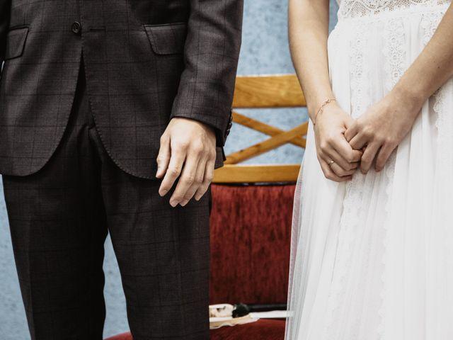 La boda de Santi y Elisenda en Huelva, Huelva 46