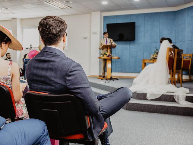 La boda de Santi y Elisenda en Huelva, Huelva 47