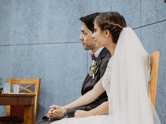 La boda de Santi y Elisenda en Huelva, Huelva 48