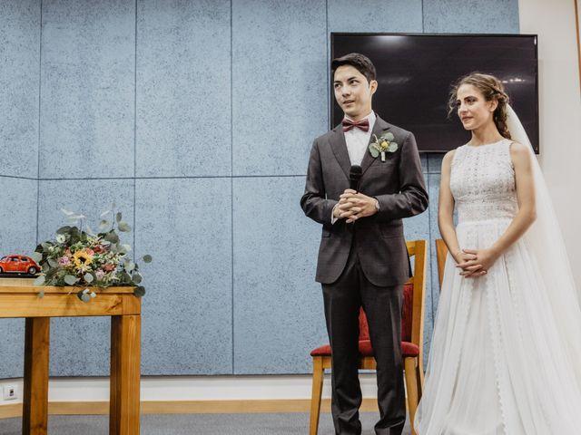 La boda de Santi y Elisenda en Huelva, Huelva 51