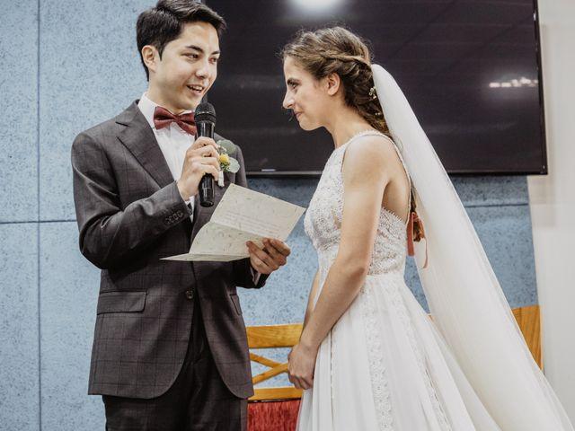 La boda de Santi y Elisenda en Huelva, Huelva 54