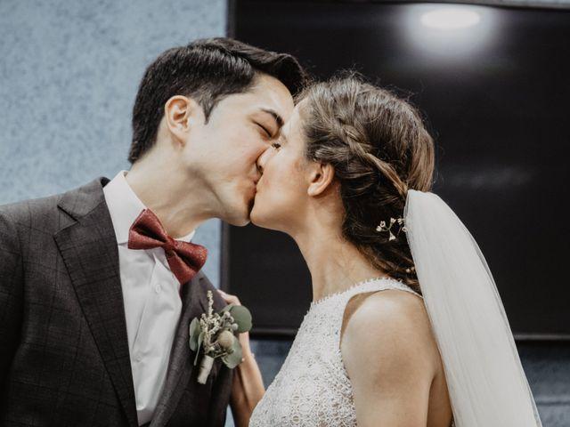 La boda de Santi y Elisenda en Huelva, Huelva 61