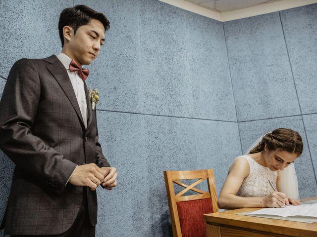 La boda de Santi y Elisenda en Huelva, Huelva 64