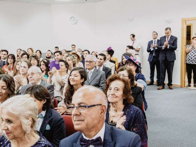 La boda de Santi y Elisenda en Huelva, Huelva 65