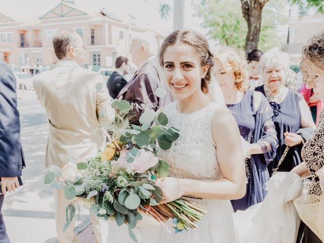 La boda de Santi y Elisenda en Huelva, Huelva 71