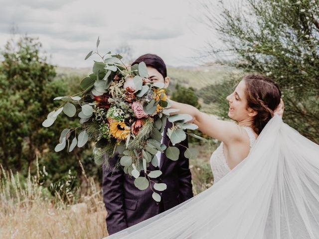 La boda de Santi y Elisenda en Huelva, Huelva 73