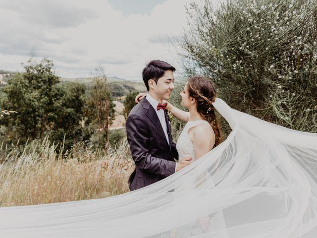 La boda de Santi y Elisenda en Huelva, Huelva 76