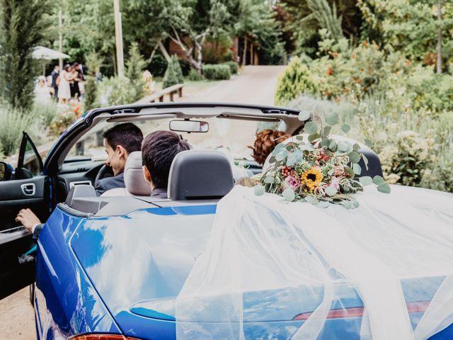 La boda de Santi y Elisenda en Huelva, Huelva 93
