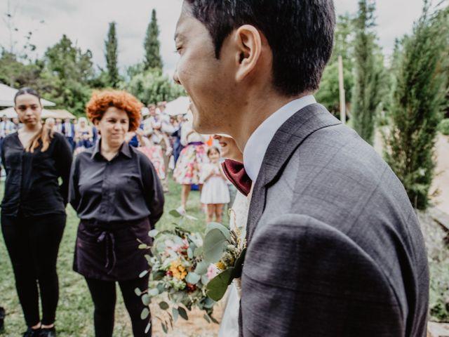 La boda de Santi y Elisenda en Huelva, Huelva 97