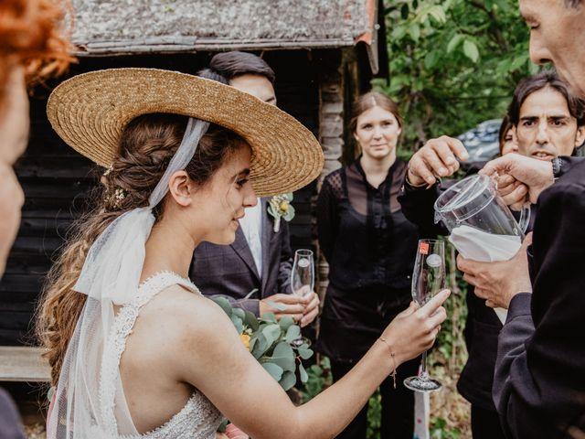 La boda de Santi y Elisenda en Huelva, Huelva 99