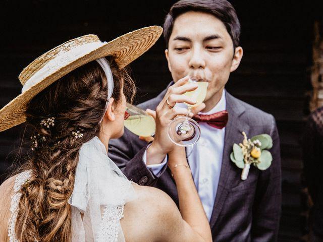 La boda de Santi y Elisenda en Huelva, Huelva 100
