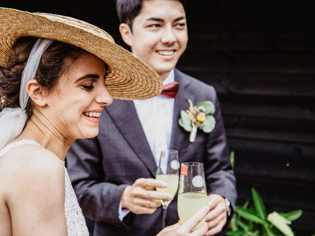 La boda de Santi y Elisenda en Huelva, Huelva 101