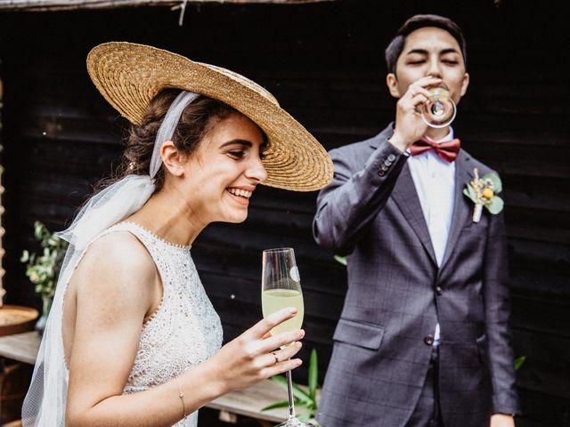 La boda de Santi y Elisenda en Huelva, Huelva 102