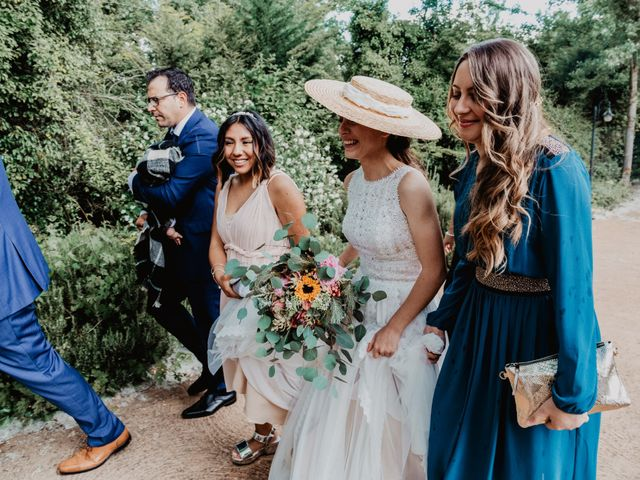 La boda de Santi y Elisenda en Huelva, Huelva 112