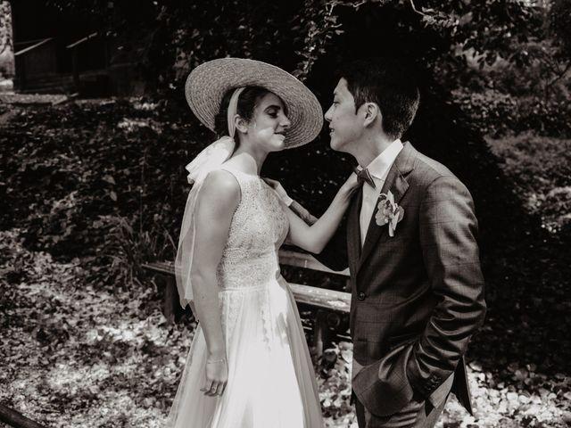 La boda de Santi y Elisenda en Huelva, Huelva 151