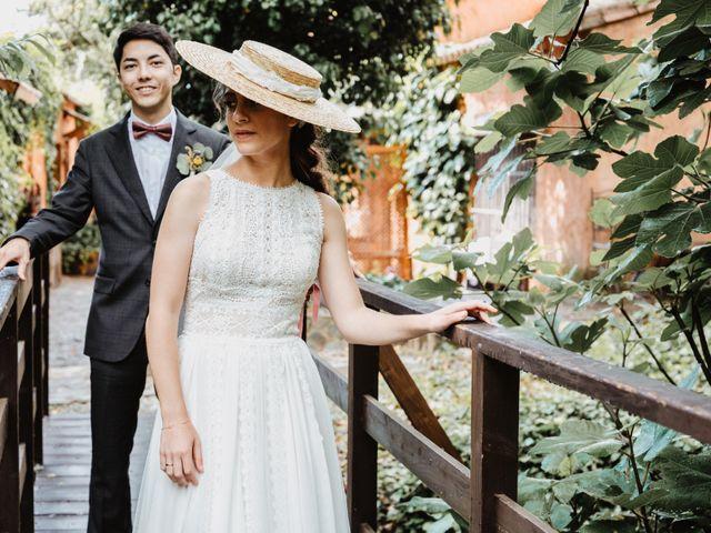 La boda de Santi y Elisenda en Huelva, Huelva 162