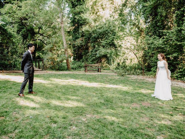 La boda de Santi y Elisenda en Huelva, Huelva 199