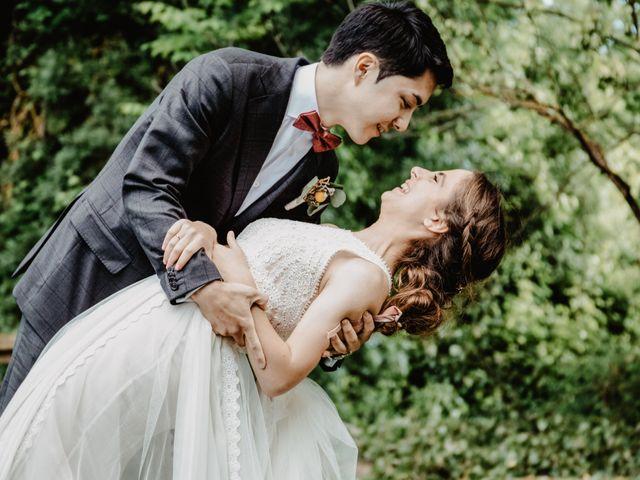 La boda de Santi y Elisenda en Huelva, Huelva 204