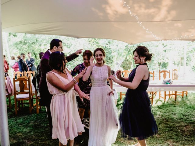 La boda de Santi y Elisenda en Huelva, Huelva 206