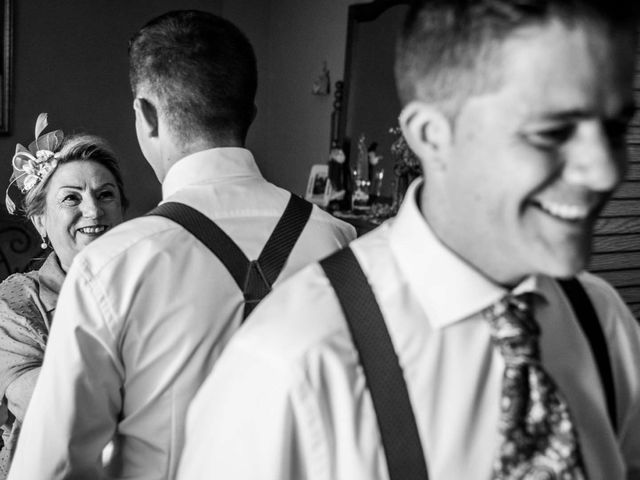 La boda de Alberto y Esther en Guadalajara, Guadalajara 12