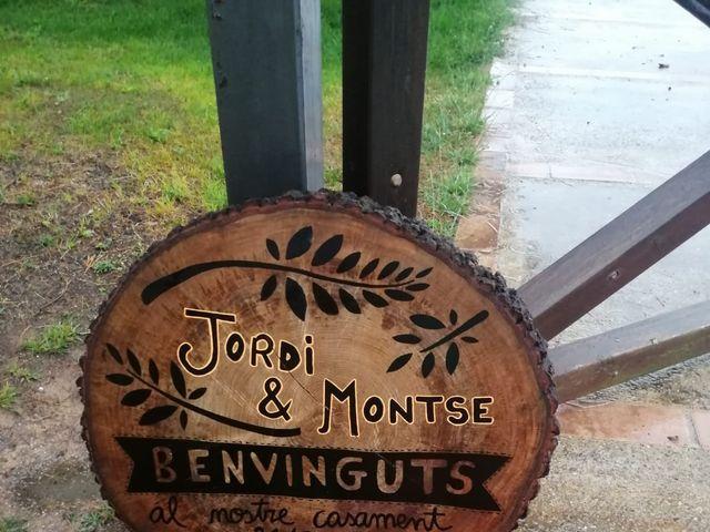 La boda de Jordi y Montse en Girona, Girona 10