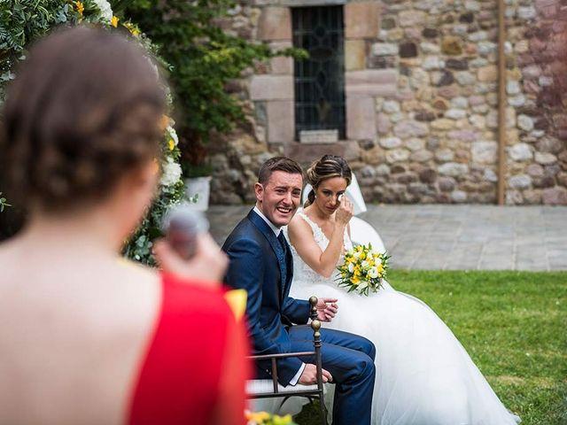La boda de Sergio y Katia en Treceño, Cantabria 21