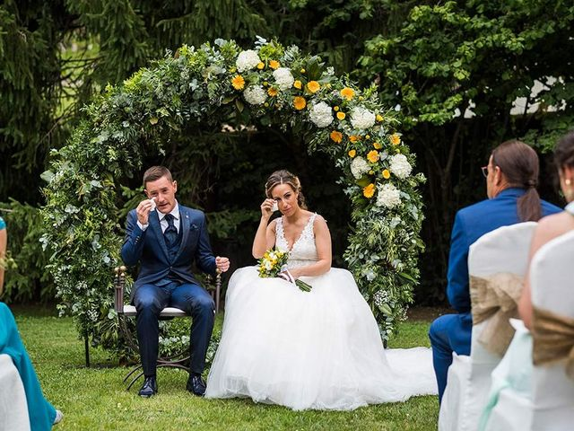 La boda de Sergio y Katia en Treceño, Cantabria 24