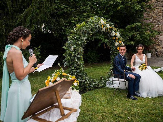 La boda de Sergio y Katia en Treceño, Cantabria 28