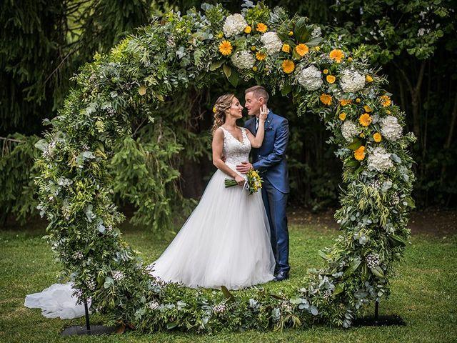 La boda de Sergio y Katia en Treceño, Cantabria 33
