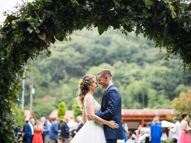 La boda de Sergio y Katia en Treceño, Cantabria 36