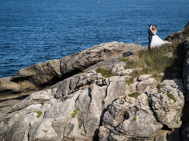 La boda de Sergio y Katia en Treceño, Cantabria 39