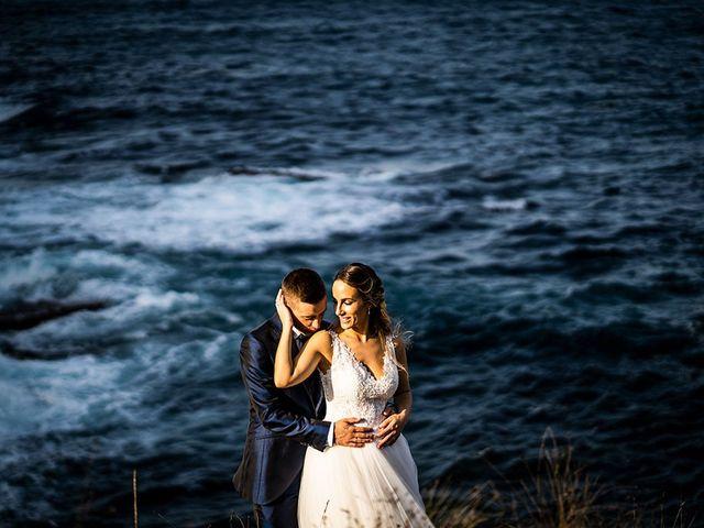 La boda de Sergio y Katia en Treceño, Cantabria 42