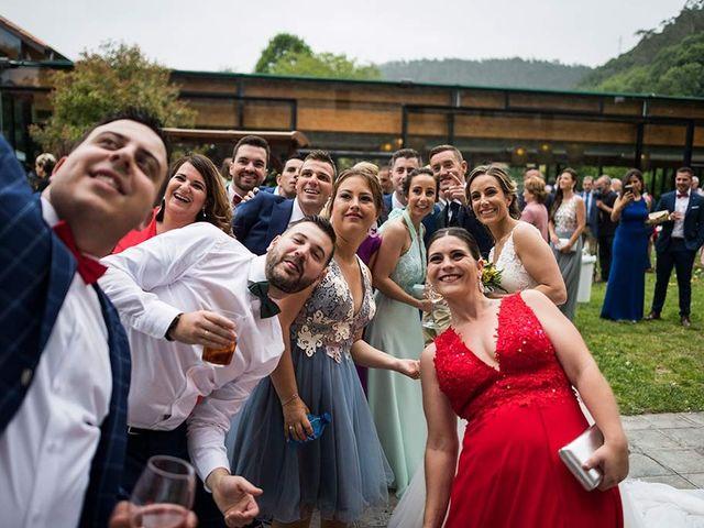 La boda de Sergio y Katia en Treceño, Cantabria 43