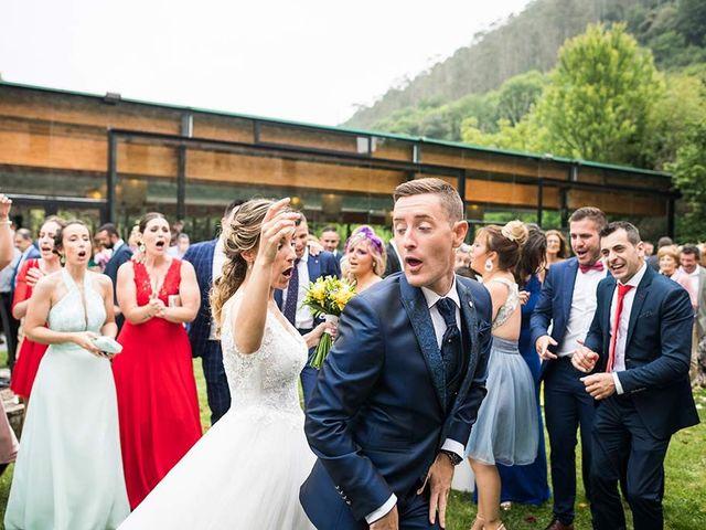 La boda de Sergio y Katia en Treceño, Cantabria 45