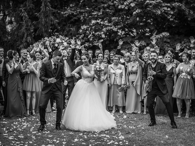 La boda de Sergio y Katia en Treceño, Cantabria 71