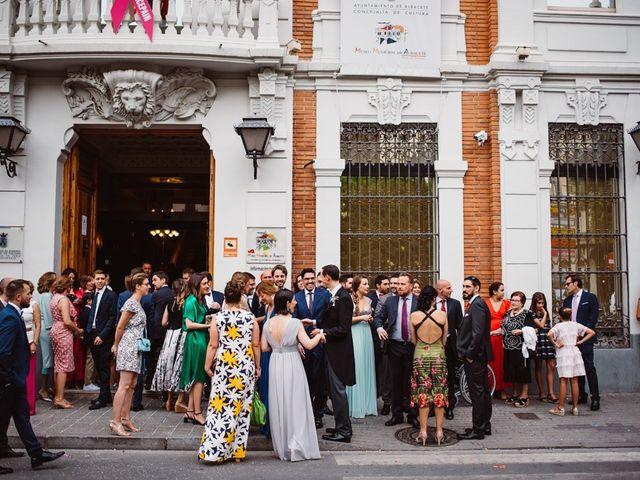 La boda de Marta y Luis en Albacete, Albacete 14