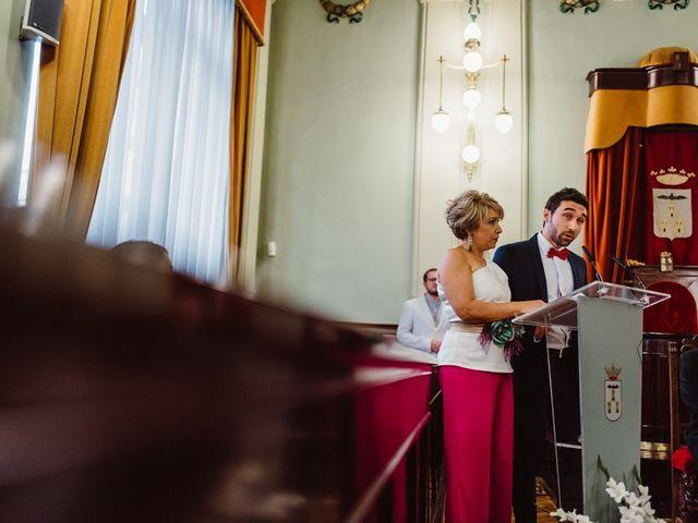 La boda de Marta y Luis en Albacete, Albacete 19