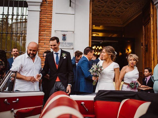 La boda de Marta y Luis en Albacete, Albacete 26
