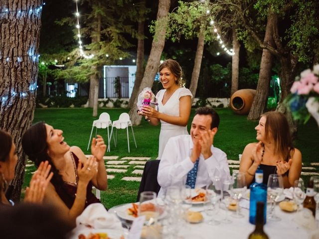 La boda de Marta y Luis en Albacete, Albacete 35