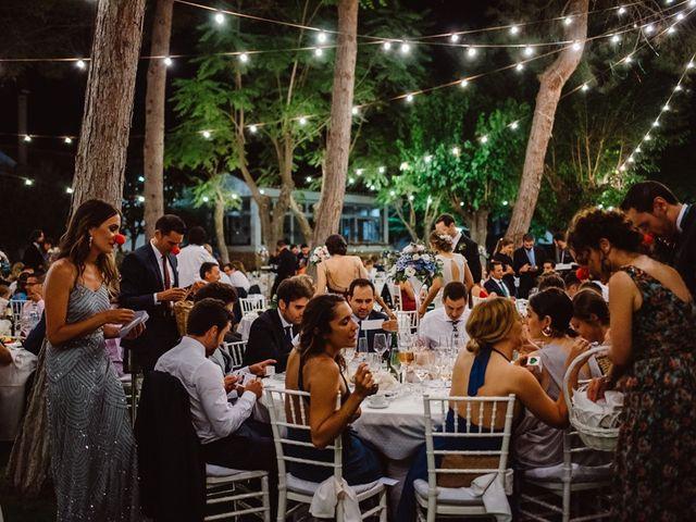 La boda de Marta y Luis en Albacete, Albacete 39