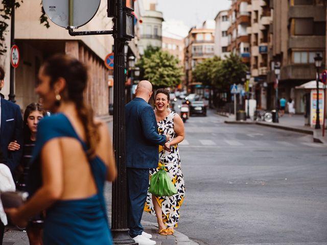 La boda de Marta y Luis en Albacete, Albacete 58