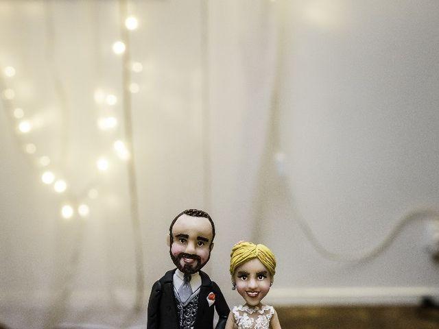 La boda de Elena  y Pedro Javier  en Valencia, Valencia 3