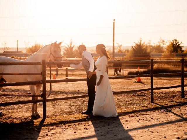 La boda de Marina y Vicente