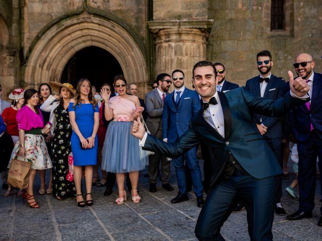 La boda de Maria y Jorge en Cáceres, Cáceres 2
