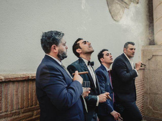 La boda de Maria y Jorge en Cáceres, Cáceres 36