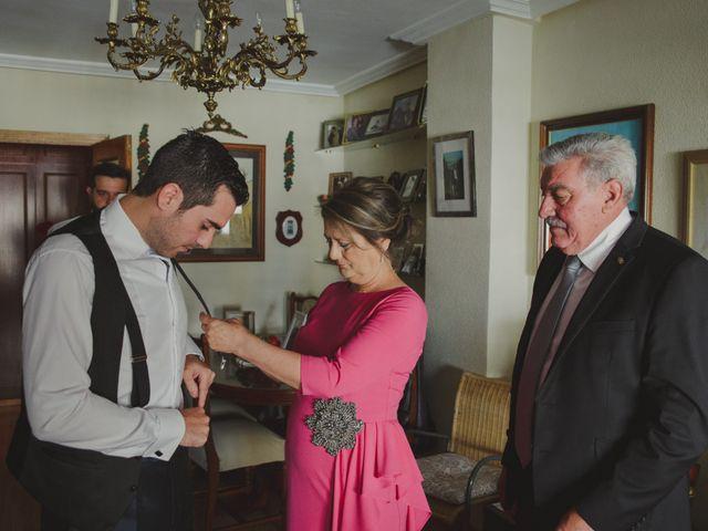 La boda de Maria y Jorge en Cáceres, Cáceres 41
