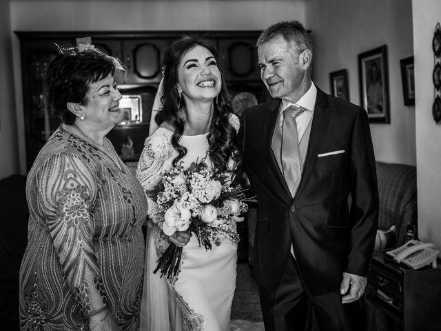 La boda de Maria y Jorge en Cáceres, Cáceres 54